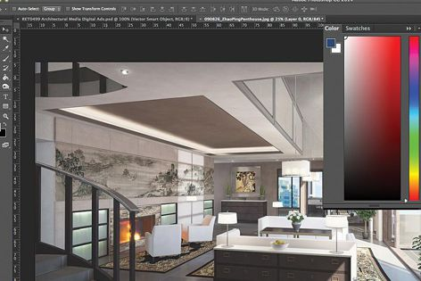 The new Taubmans website service enables users to download more than 1200 colours directly into leading rendering tools.