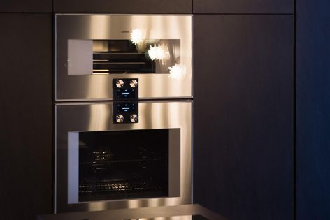 Gaggenau's domestic steam ovens are designed to be the centrepiece of the home.