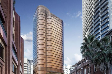 200 George Street, Sydney features intuitive solar shading by Somfy.
