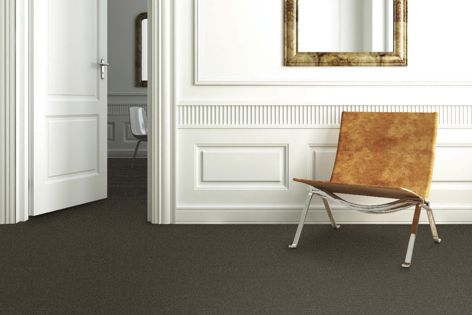 Part of the Stylist commercial carpet collection, Basic Tee is both beautiful and durable.