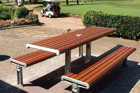 Adshel's street furniture is now available in Forest Stewardship Council– certified timber.