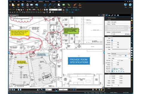 Bluebeam Software's Revu program encourages architects to rethink the possibilities of PDFs.