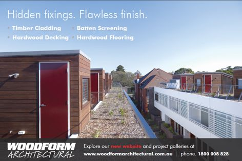 Woodform Architectural finishes