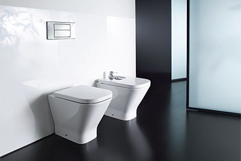The entire The Gap collection is available as a 4.5/3 litre dual flush.