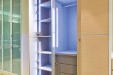 LED lighting for joinery & cabinetry interiors
