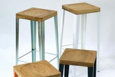 WB stool by David Walley