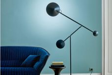 Cinétique floor light by Ligne Roset