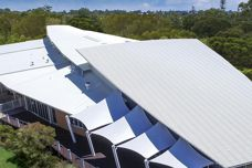 Coolmax steel roofing by Colorbond