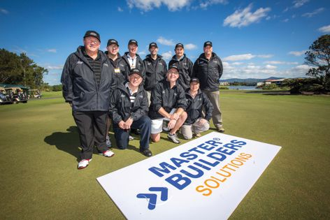 The Australian launch of the new Master Builders Solutions brand was held on the Gold Coast.