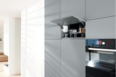 TIP-ON opening for Aventos HK-S from Blum