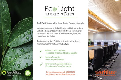 EcoLight fabric series