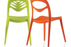 ForYou stackable chairs by Hughes