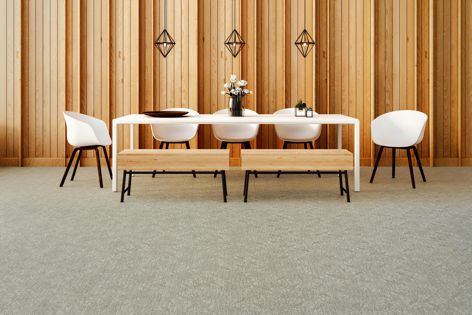The ntgrate range of premium woven vinyl flooring is a marriage of craftsmanship and high-tech innovation.