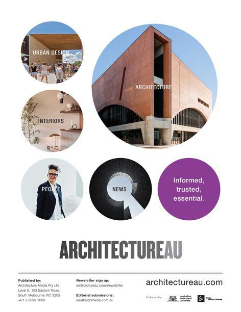 ArchitectureAU website