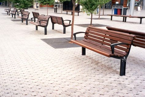 Permeable pavers help manage the quantity and quality of stormwater run-off, which is crucial to successful water-sensitive urban design.