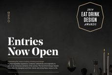 Eat Drink Design Awards entries open