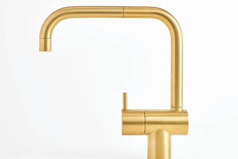 The KV1 mixer tap was created to represent a perfect intersection of craft and technology.