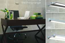 Wing lighting range