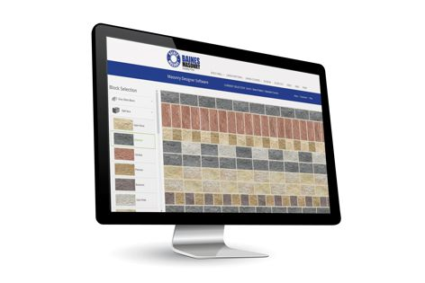 This online tool offers an efficient way of presenting masonry design concepts to clients.