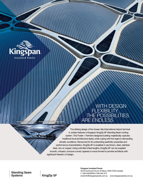 KingZip SF by Kingspan Insulated Panels