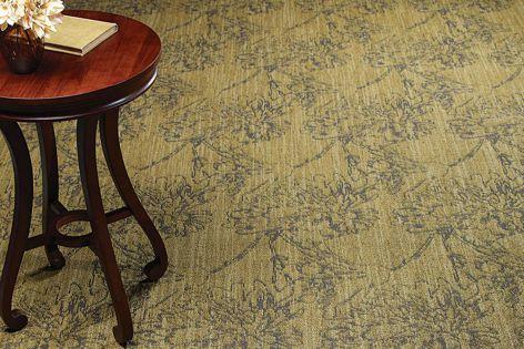 Distinct style: Classics II carpet Rossetti.