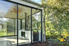 BAL C40 bushfire-proof windows and doors