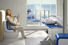 Khroma bathroom collection by Roca
