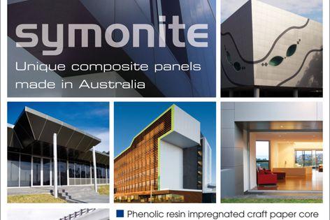Symonite unique composite panels made in Australia