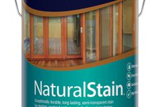 Intergrain NaturalStain timber finishes