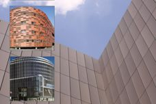 Architectural facades by NBK Terracotta