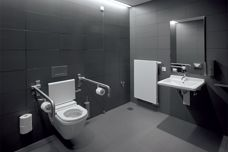 Duravit bathrooms at BMW Welt