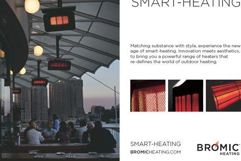 Smart heating by Bromic Heating