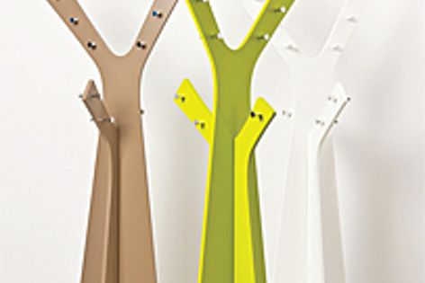 The Tree coat stand, designed by Robert Bronwasser.