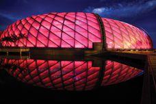 MakMax ETFE tensile architectural membrane