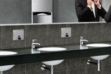 Washroom equipment from Bobrick