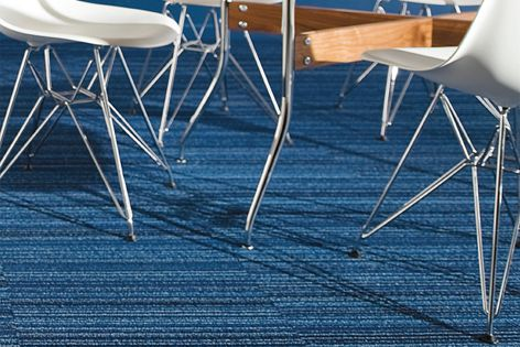 EC Modular Impulse carpet tiles