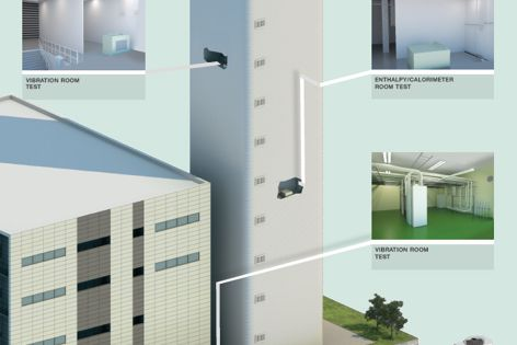 VRF airconditioning by Fujitsu