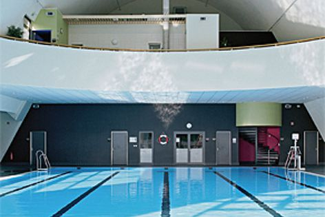 Permarock Cement Board Indoor from Knauf is suitable for applications such as swimming pools.