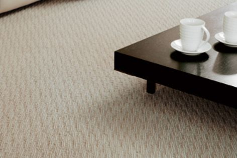 Pure New Zealand wool Strata carpet is available in eight colours and is VOC-free.