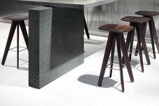 Ics and Ipsilon stools from Poliform