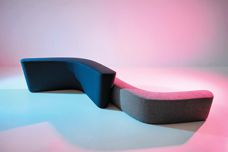 Tacchini Polar Perch seating from Stylecraft