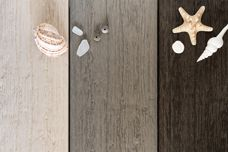 Coastal composite timber range by NewTechWood