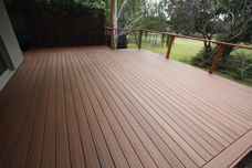 CleverDeck Xtreme capped decking by Futurewood