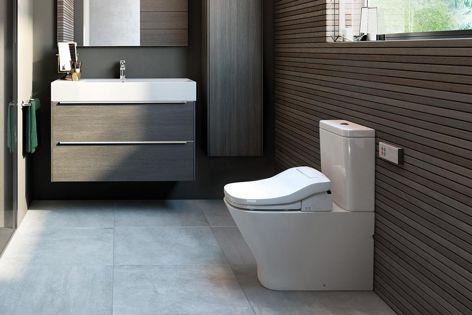 Multiclean smart toilets customize hygiene
