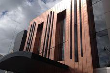 Custom-processed Diversaclad facades