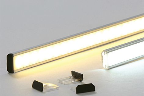 The Superlight LED Turbostrip incorporates some of the world's brightest micro-SMD LED technology.