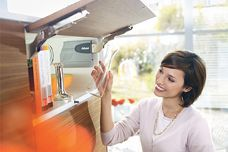 Tip-On for Aventos HK by Blum