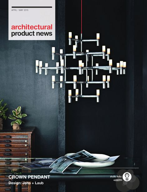 The Crown Pendant from Studio Italia