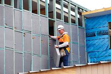 ThermaSilver insulation by RMAX