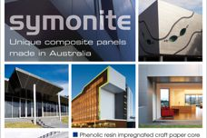 Symonite unique composite panels made in Australia